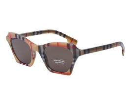 NEW AUTHENTIC BURBERRY SUNGLASSES BE 4283 3778/3 made in Italy MMM - $162.32