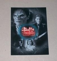 CHASE (PROMO): Buffy Season 7 B7 3 - $1.25