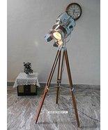 NauticalMart Designer Searchlight Tripod Floor Lamp Home Decor - $199.00