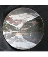 Royal Doulton Collectors Plate Lake Louise Victoria Glacier Banff Albert... - $13.99