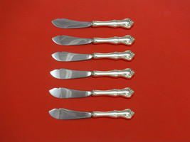 Debussy by Towle Sterling Silver Trout Knife Set 6pc HHWS  Custom Made - $419.00