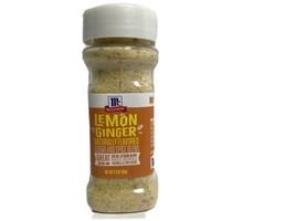 Lemon Ginger Sugar & Spice Blend  McCormick  2.4 oz BB 07/2021 - $8.90