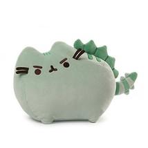 "GUND Pusheen Pusheenosaurus Plush Stuffed Animal Dinosaur Cat, Green, 13"" - $24.69"