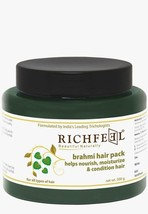 500 gm Richfeel Brahmi, Hair Pack  Helps Nourish, Moisturize & Condition... - $29.63