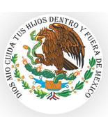 Escudo Nacional de Mexico Coat of Arms Sticker/Car Decal Multiple Sizes - €1,82 EUR+