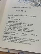 1985 The Story of Apollo 11 (Cornerstones of Freedom) Book image 5