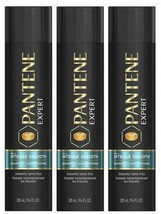 Pack of 3 Pantene Expert Pro-V Intense Smooth Shampoo - 9.6 Fluid Ounce - $29.69