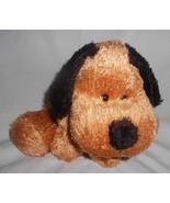 Applause Dakin Rusty Puppy Dog Brown Tan Plush Stuffed Animal Floppy - $24.71