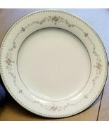 Noritake Fairmont Platinum Trimmed Salad Plate Pattern #6102 - $9.90