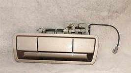 06-12 Nissan Armada Rear Hatch Tailgate Liftgate Trunk Exterior Door Handle C10