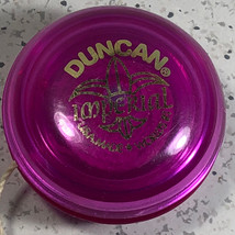 VINTAGE YOYO TOY usa made us collectible yo Duncan Imperial worlds #1 ne... - $11.83