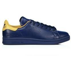 Adidas Raf Simons RF Stan Smith Navy Night Sky Gold B41811 Mens Size 11 - $159.95