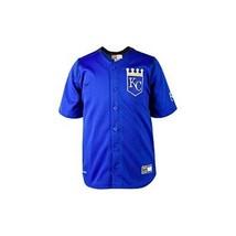 KANSAS CITY ROYALS FREE-SHIP-SALE  MLBNike Boys Jersey Size 4 LG $40.00 New - $65.92