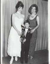Ann Schedeen / Andrea Elson / Benji Gregory - professional celebrity pho... - $6.85