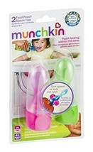 Munchkin Click Lock Food Pouch Spoon Tips - $8.69