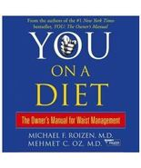 (62F20B1) You-On a Diet Owner's Manual for Waist Management - $19.99