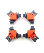 1/4 pcs 90 Degree Right Angle Clamp Fixing Clips Picture Frame Corner Cl... - $7.23+