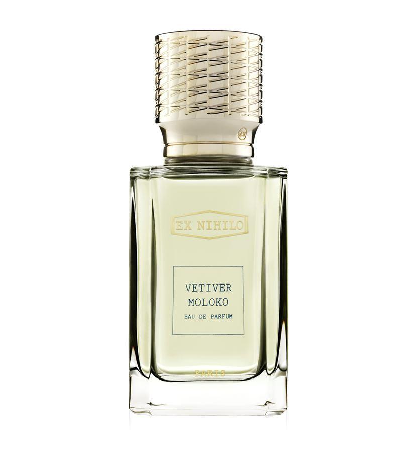 VETIVER MOLOKO by EX NIHILO 5ml Travel Spray AMYRIS VANILLA CYPRESS Perfume