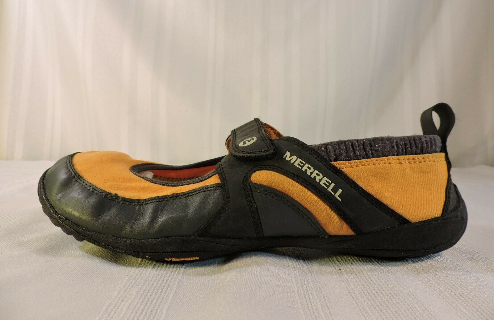 MERRELL Barefoot Pure Glove Training Shoes Women's US Size 9 / EU 40 Orange image 5
