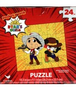 Pocket-Watch - Ryan`s World - 24 Pieces Jigsaw Puzzle - $9.89