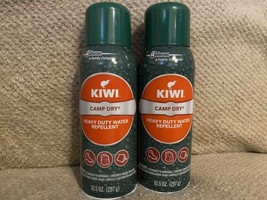 Kiwi Camp Dry Heavy Duty Water Repellent, 10.5 oz, Lot Of 2 Cans - $35.99
