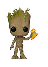 Funko POP! Marvel: Avengers Infinity War - Groot with Stormbreaker - (St... - $23.59