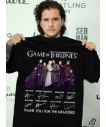 Game Of Thrones Thank You For The Memories Men T-Shirt S-6XL - $15.82+