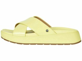 UGG EMILY Margarita Women's Patent Leather Cross Slide Sandals 1107896 - $89.00