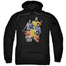 Star Trek - Galaxy Glow Adult Pull Over Hoodie Officially Licensed Apparel - $34.99+