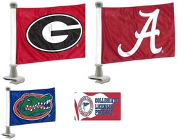 NCAA Auto Ambassador Flag Set - $13.99