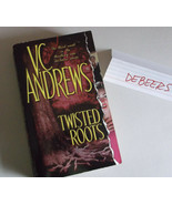 TWISTED ROOTS V C Andrews DeBEERS family series book 3 paperback de beers - $6.80