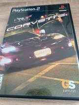 Sony PS2 Corvette (no manual) image 1