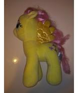 "Build A Bear My Little Pony Fluttershy 16"" Plush BAB Pegasus Wings MLP - $22.76"
