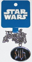 Star Wars Sith Name Logo Metal 3-D Necklace Pendant NEW - $18.32
