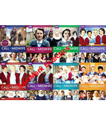Call the Midwife: Complete Series Seasons 1-8 (23-Disc DVD Set) 1,2,3,4,... - $56.99