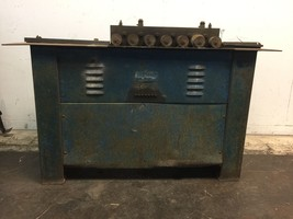 Lockformer 18 Gauge Pittsburg Lock Machine - $2,000.00