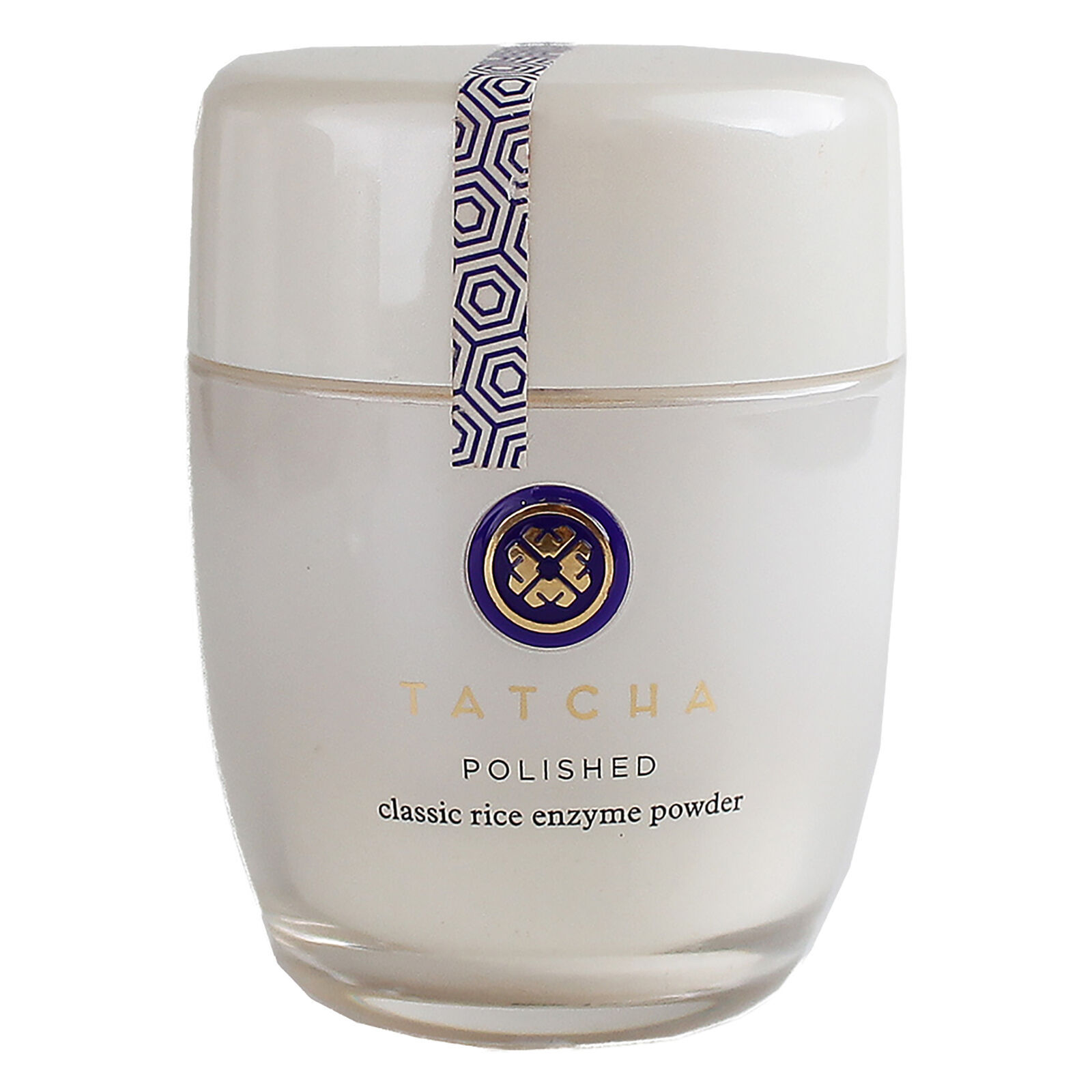 Primary image for Tatcha The Rice Polish Classic Foaming Enzyme Powder Comb. Skin 2.1oz/60g SEALED
