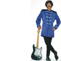 Costume - Adult - British Explosion - Blue - Size Standard - Beatles Sgt... - $26.32