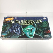 Nickelodeon Are You Afraid of The Dark Board Game Cardinal 1995 COMPLETE VINTAGE - $47.77