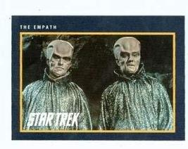 Star Trek card #201 The Empath - $3.00
