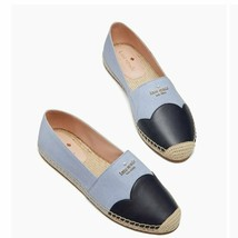Women's Blue Kate Spade Garden Espadrille Navy, New in Box - $129.00