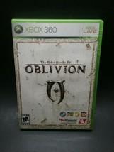 The Elder Scrolls IV: Oblivion (Microsoft Xbox 360, Xbox 360 2006) - $9.00