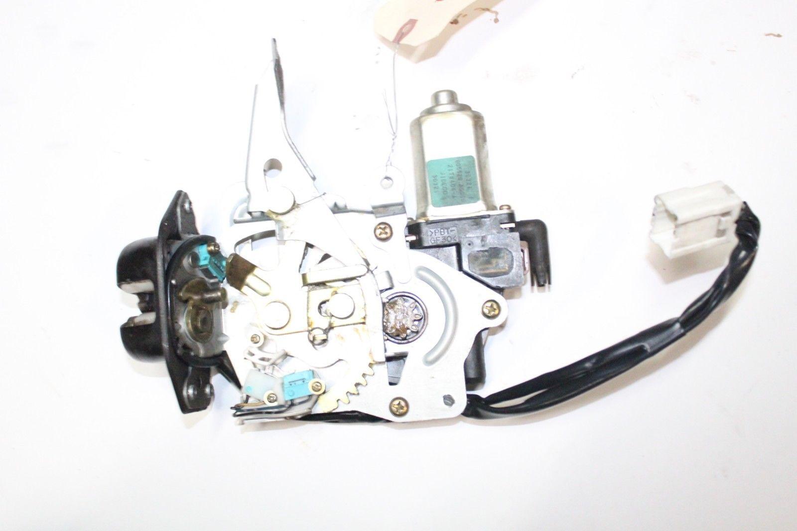 INFINITI FX35 FX45 rear left driver side door lock latch  actuator OEM