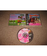 BARBIE RACE AND RIDE --- PLAYSTATION PS1 Complete CIB w/ Box, Manual  - $12.99