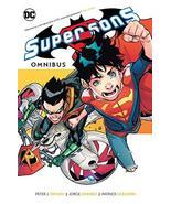 Super Sons Omnibus Tomasi, Peter J.; Gleason, Patrick and Jimenez, Jorge - $99.99