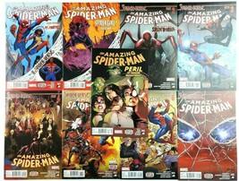 Amazing Spider-Man 7 8 10 11 12 13 14 15 16 Vol 3 Marvel Comic 1st Spider-Punk - £65.07 GBP