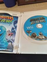 Nintendo Wii Monsters vs Aliens image 2