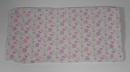 Circo Flower Receiving Blanket 29x28in Security Lovey Baby Floral Multic... - $9.99