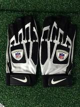 Team Issued Baltimore Ravens Nike PGF180  D-Tack IV 4xl Football Gloves - $17.99