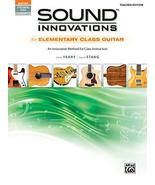 Sound Innovations for Elementary Class Guitar: An Innovative Method for ... - $13.84